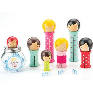 Binding Babies Spools & Dress Clips