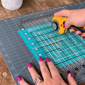 Stripology Quilt Rulers & Self-Healing Rotary Cutting Mats
