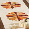 Around the House -- Autumn Dresdens Table Runner