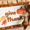 Little Packages -- Give Thanks Tie-On