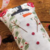 Little Packages -- Skinny Snowman Pincushion