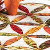 Warm & Cozy -- Harvest Table Runner