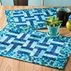 Done in One -- Woven Place Mats