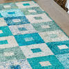Quick & Easy Projects -- Beach Glass Runner