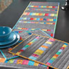 Creative Pieces -- Color Streaks Runner & Place ...