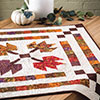 Traditional Blocks -- Autumn Medallion