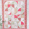 Creative Pieces -- Happily Inc. Quilt