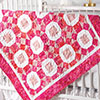 Creative Pieces -- Rolling Stone Baby Quilt