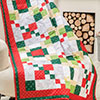 Cuddle Quilts -- Argyle Christmas