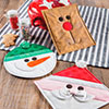 Creative Pieces -- Christmas Character Pot Holders
