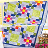 Fun Pieced Blocks -- Garland