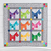 Just for Kids — Sassy Scotties Baby Quilt