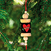 Spool of Love Ornament