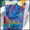 Creative Pieces -- Quilt-As-You-Go Tote